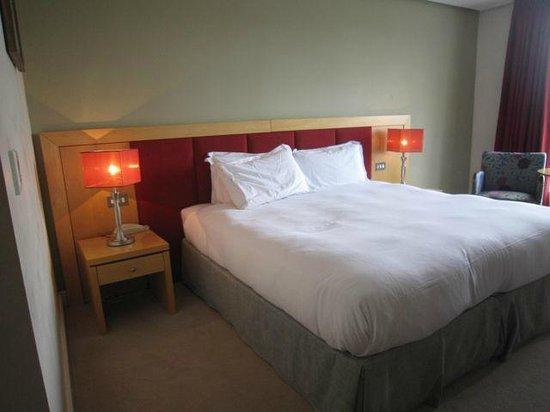 Pembroke Kilkenny: Big comfy bed