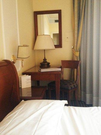 Hotel Mioni Pezzato: угловой номер с видом на сад