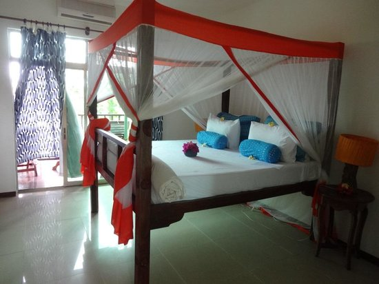 The Zanzibari: worlds highest bed