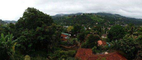 Hantana Range View: Panoramic of the Hatana Range