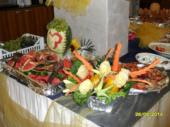 DaSamo Hotel: Gala Dinner