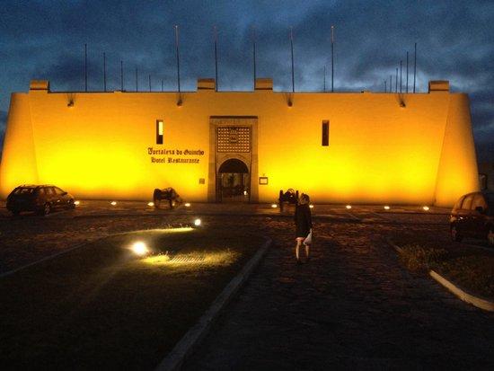 Fortaleza do Guincho: Форт