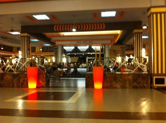 Hotel Riu Touareg: atlas bar