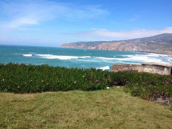 Fortaleza do Guincho: Океан