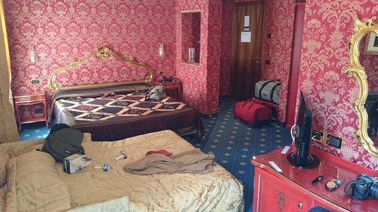 Residenza Ca' San Marco: chambre
