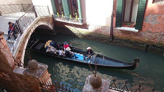 Residenza Ca' San Marco : Vue sur le canal