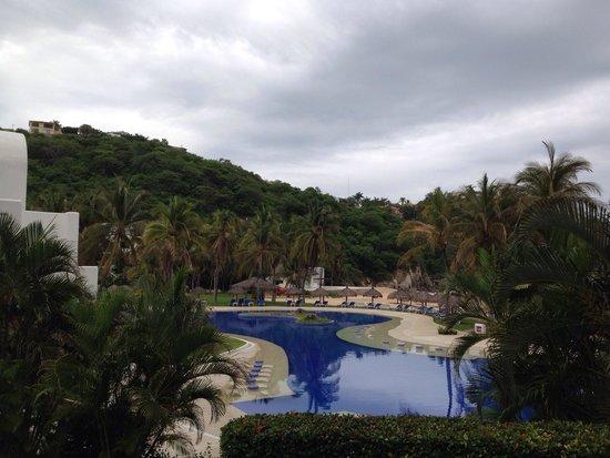 Camino Real Zaashila : Pool View