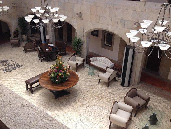 Fortaleza do Guincho: Холл первого этажа