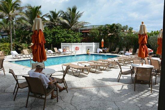 Courtyard Hutchinson Island Oceanside/Jensen Beach : Pool