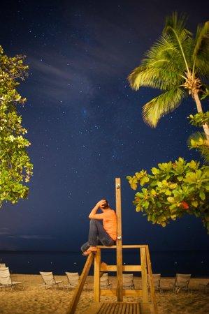Rincon Beach Resort: Disfrutando las estrellas