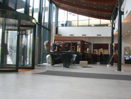 Hotel Tylosand : reception