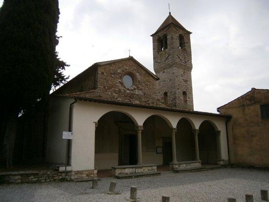 Pieve di Sant'Andrea a Cercina