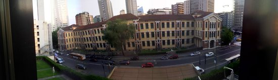 Hilton Milan : View from 4th floor