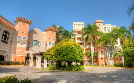 Anasco, เปอร์โตริโก: Frente el Hotel