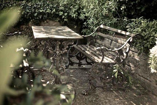 Villa Sermolli : Viele ruhige gemütliche Ecken