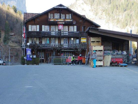 Hotel/restaurant Steinbock