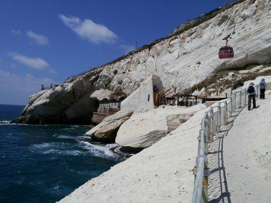 The Grottos at Rosh HaNiqra: Rosh Hanikra