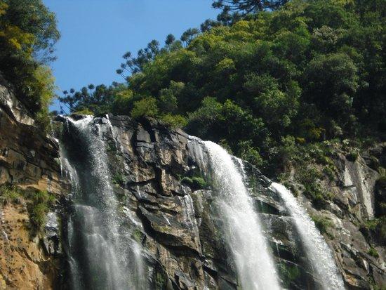 Caracol State Park: cascada
