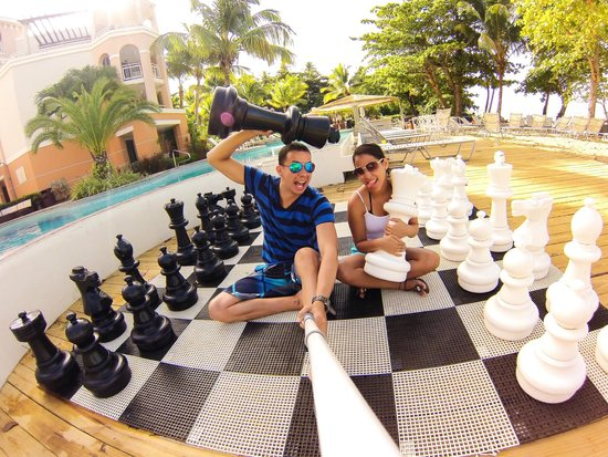 Rincon Beach Resort: Disfrutando del Chess