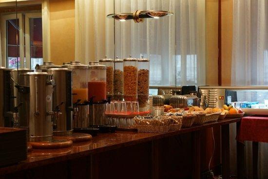 Hotel La Residence: breakfast