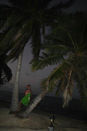 Hotel Atiapiti: la playa