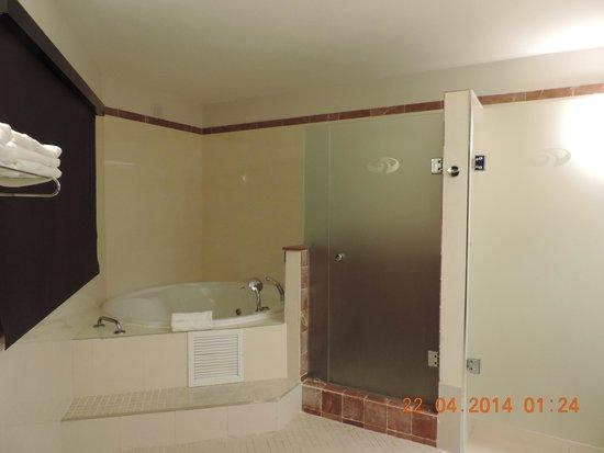 Grand Palladium Bavaro Suites Resort & Spa: Hidromassagem