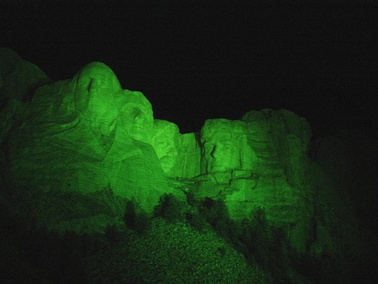 Super 8 Custer / Crazy Horse Area : An evenig with the Presidents