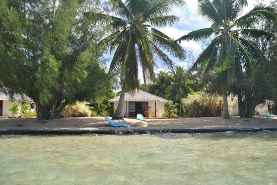 Hotel Atiapiti : Las cabañas