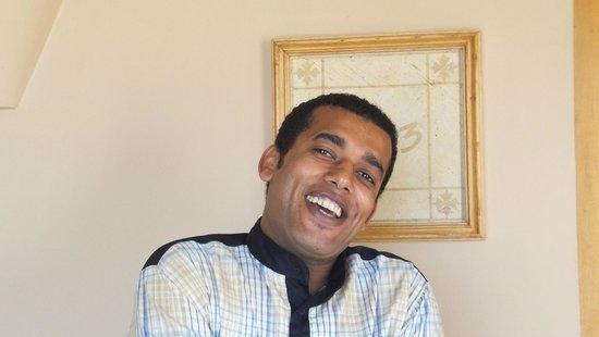 The Makadi Palace Hotel: Abdallah, The towel artist