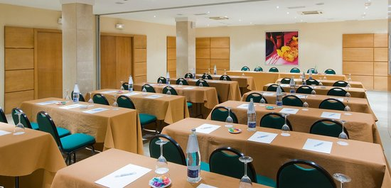 Hotel NH San Pedro de Alcántara: Meeting Room