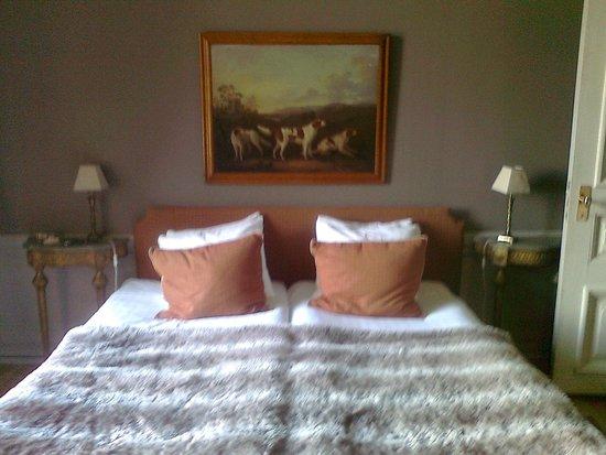 Vastana Slott : Vårt sovrum