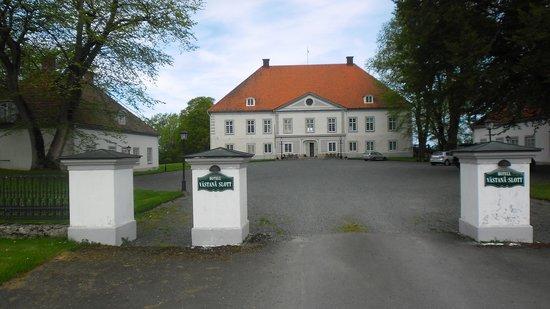 Vastana Slott : Slottet