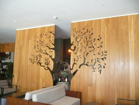 Andaz Napa : lobby