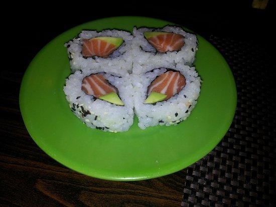 Asahi: Asahi - sushi