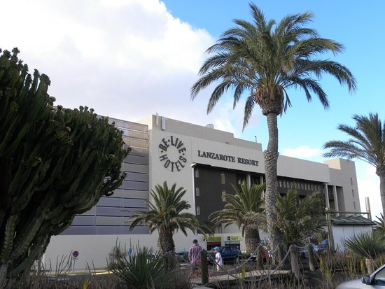 Be Live Family Lanzarote Resort: L'Hôtel