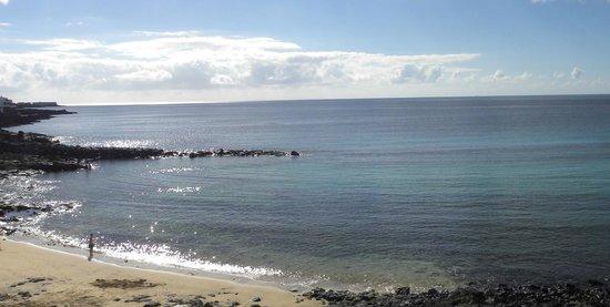 Be Live Family Lanzarote Resort: La plage