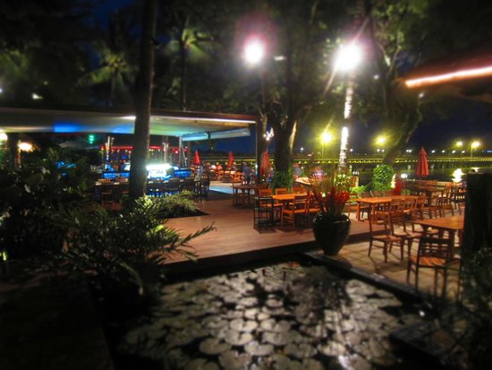 Kan Eang@Pier Restaurant : Outdoor seatings