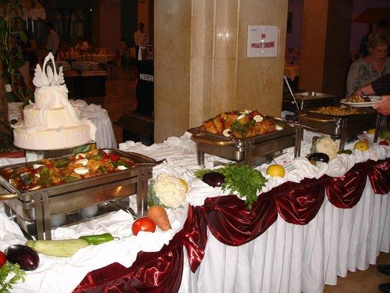 El Mouradi Palace : restaurant