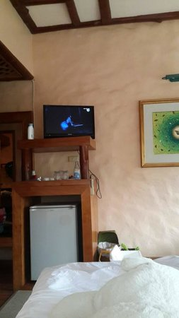 Phu Pha Nam Resort: TV