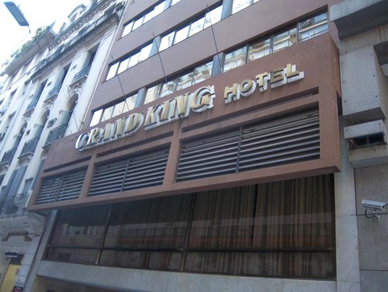Grand King Hotel: HTL FRONT