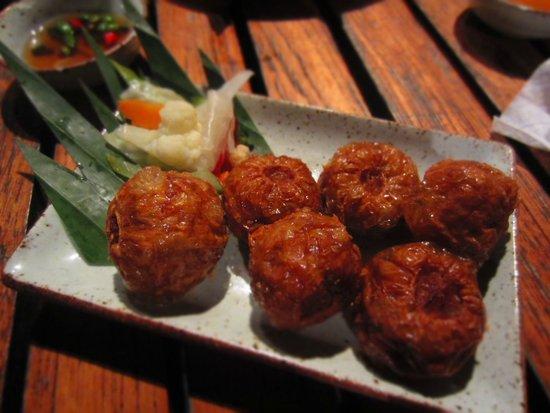 Kan Eang@Pier Restaurant : Crab meat cake
