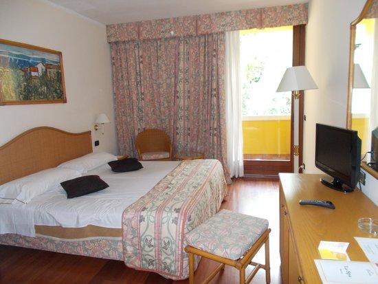 Poiano Resort Hotel: la ns.room n.148 'ottima e 'comoda alla spa