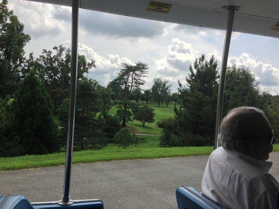 Lewis Ginter Botanical Garden: Paseo por el Parque
