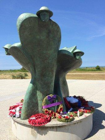 Courseulles-sur-Mer, France: Memorial