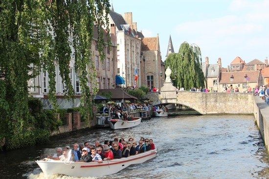 Boottochten Brugge: Bruges Waterways