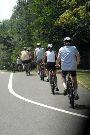 New Jersey Adventure Tours: Bike Tour