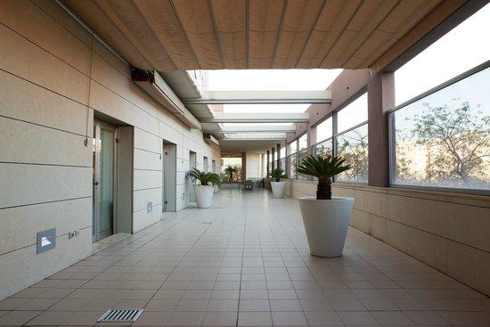 NH Alicante : TERRACE