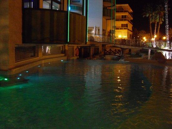 Hotel Kaktus Albir: PISCINE