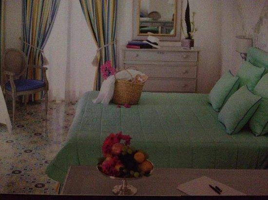 Hotel La Palma : The room