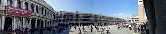 Piazza San Marco (Place St Marc) : St. Mark's Square